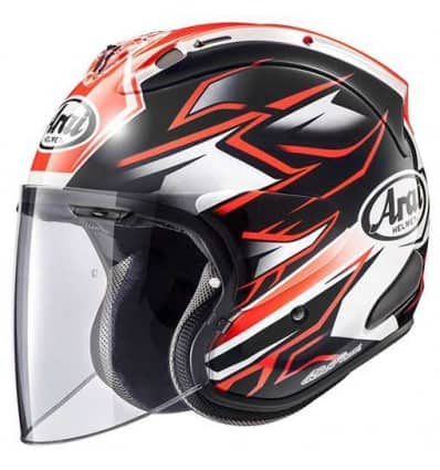CASQUE SZ-R VAS GHOST ARAI