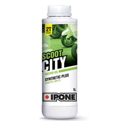 HUILE SCOOT CITY SYNTHETIC PLUS 2T IPONE