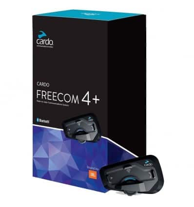 KIT BLUETOOTH FREECOM 4+ CARDO SCALA RIDER