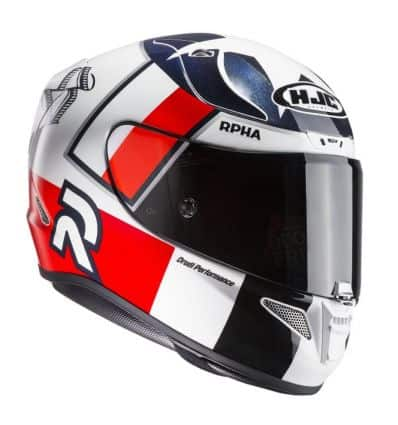 CASQUE RPHA 11 BEN SPIES HJC